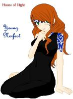 Young Nerfect - House of night by katii-2930