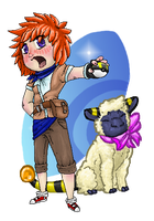 Mareep Are Cool Too by Tzadike
