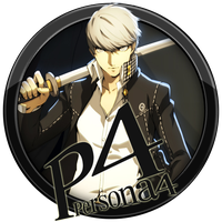 Persona 4 Icon by andonovmarko