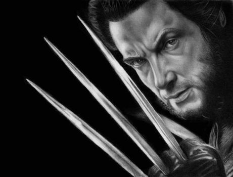 wolverine by caba84