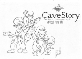 Cave Story by Kojiro-Highwind