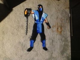 Sub-Zero's Fatality by Buck-Chow-Simmons