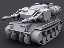 Flam Tank by FF-Design