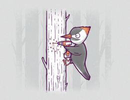 Woodpecker Cheats by randyotter