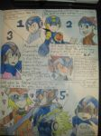 The lives of all Megamans by preceptorexe
