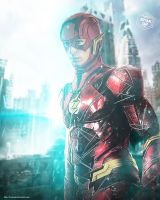 The Flash by Bryanzap