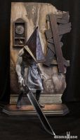 Pyramid Head by dianahase