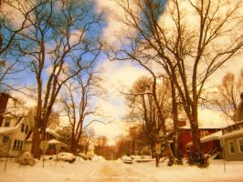 Winterland by alahay