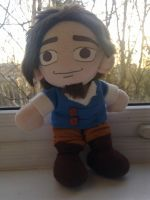 Flynn Rider - COMMISSION by AshFantastic