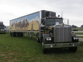 Smokey and the Bandit Truck by PanzerschreckLeopard