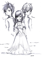 Infernal Devices Fanart - again by ama-chii