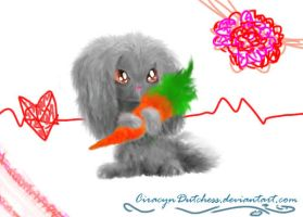 I has a Carrot by CiracynDutchess