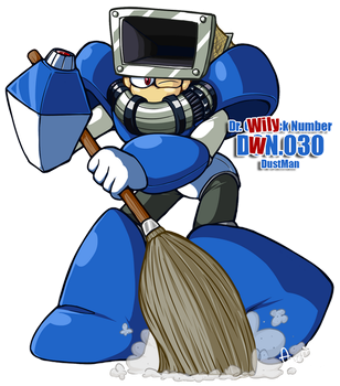 DWN30 Dustman by ApplesRockXP