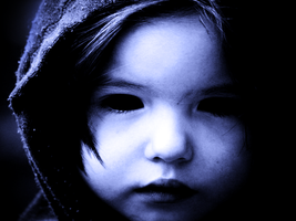 CreepyPasta Babies: Jane the Killer by MrAngryDog