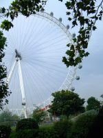 London Eye by abbierose