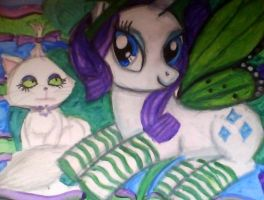 My Rarity my barista by mistresscarrie