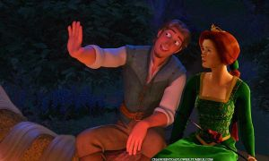 Flynn Rider/Fiona Crossover. by angeelous-dc