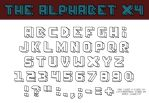The Alphabet X4 by wuestenbrand