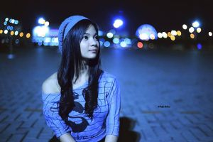 Night Shoot by FlorenceHipolito