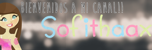 I LOVE GRAY BANNER FOR YOUTUBE BY SOFITHAAX by SofithaaxTutoriales