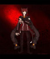 Pandora Hearts: Chesire Cat by Auditores