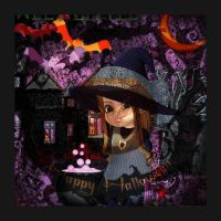 little Witch by Kylilass