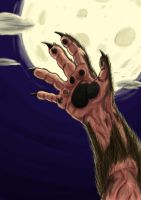 Anbuwolf's Morphing Hand by ErnCer