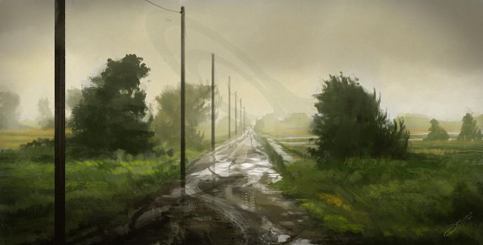 Country Road SP by JJcanvas