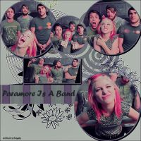 Paramore is a Band by Dinosauuur