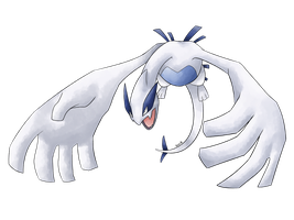 05: Lugia by allocen