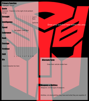 Autobot Data Profile Instructions by MidnightPrime