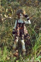 Aramis in the forest by CountessAudronasha