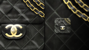 Chanel vintage bag icon by iVicio