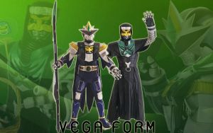 Kamen Rider New Den-O Vega by blakehunter