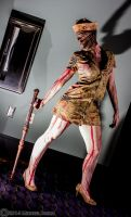 Silent Hill Nurse 6 by Insane-Pencil