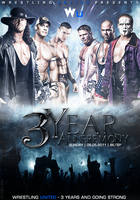 3 Year Anneremony by PainSindicate