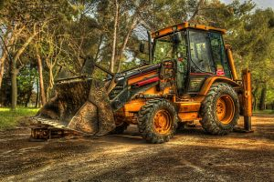 Bulldozer by JurajParis