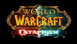 My WoW: Cataclysm Logo by Kanaru92