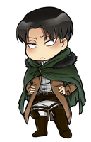 Chibi Winter Heichou by Motimerri