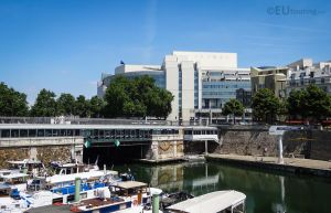 Port de l'Arsenal and Opera Bastille by EUtouring