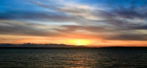 Golden Gardens Sunset by IanSeattle