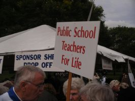 BPLM Pro-Life Sign 5 by MetalShadowOverlord