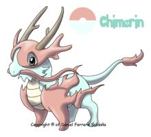 Chimera Pokemon - 5th gen by farreer