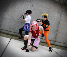 Team 7: team up by AkuroBaisotei