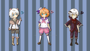 [Auction] Shota Adopts - [Closed] by Narita-kun