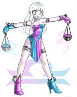 Libra by SnakeFeast