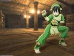 Toph Wallpaper by bbmbbf