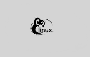 penguin OS wallpaper by thefamousflood