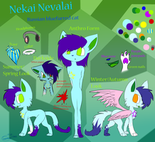 Nekai Nevalai Reference 2013 2.0 (Bio added) by CyanStorm