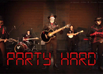 PARTY HARD by PiuPiu-Littlebird